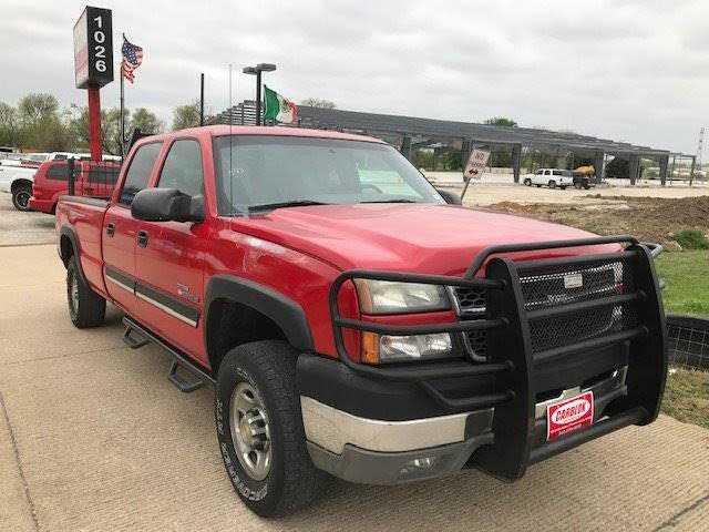 Chevrolet Silverado 2005 $7990.00 incacar.com