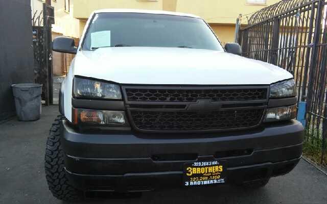 Chevrolet Silverado 2005 $5999.00 incacar.com