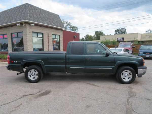 Chevrolet Silverado 2005 $2995.00 incacar.com