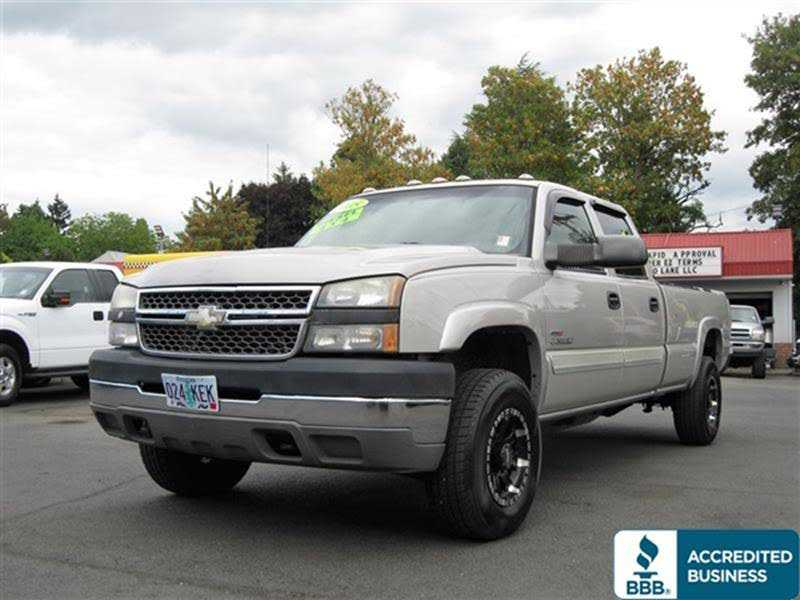 Chevrolet Silverado 2005 $14995.00 incacar.com