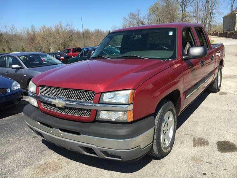 Chevrolet Silverado 2005 $5995.00 incacar.com