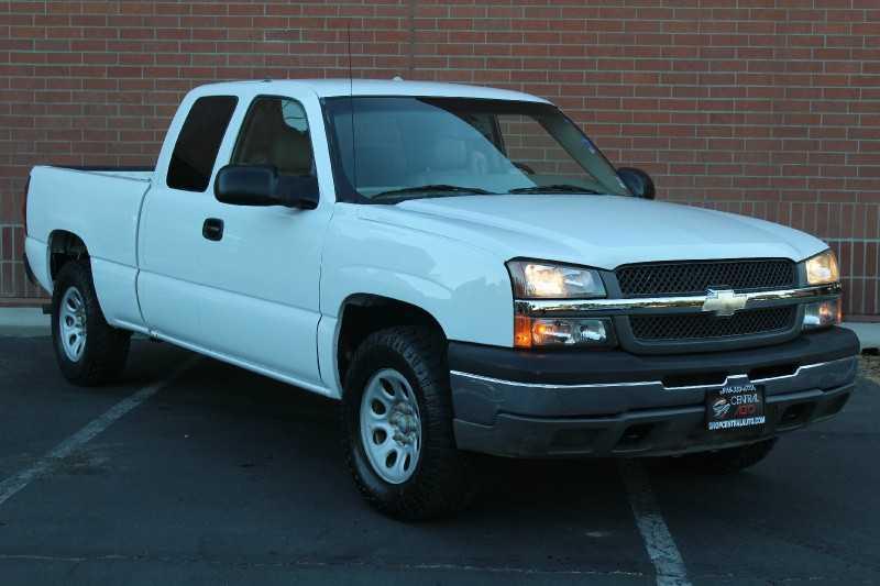 Chevrolet Silverado 2005 $10487.00 incacar.com