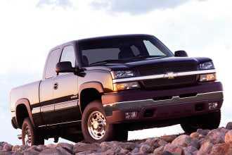 Chevrolet Silverado 2005 $11997.00 incacar.com