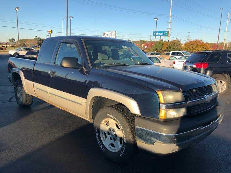 Chevrolet Silverado 2005 $2990.00 incacar.com