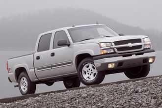 Chevrolet Silverado 2005 $3991.00 incacar.com