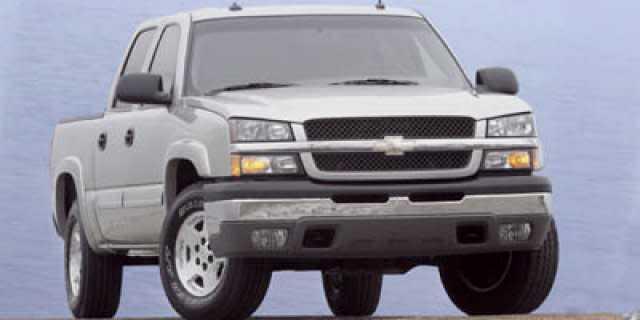 Chevrolet Silverado 2005 $6731.00 incacar.com