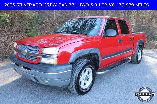 Chevrolet Silverado 2005 $9984.00 incacar.com