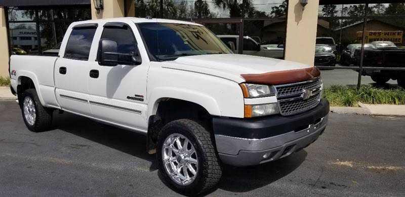 Chevrolet Silverado 2005 $20988.00 incacar.com