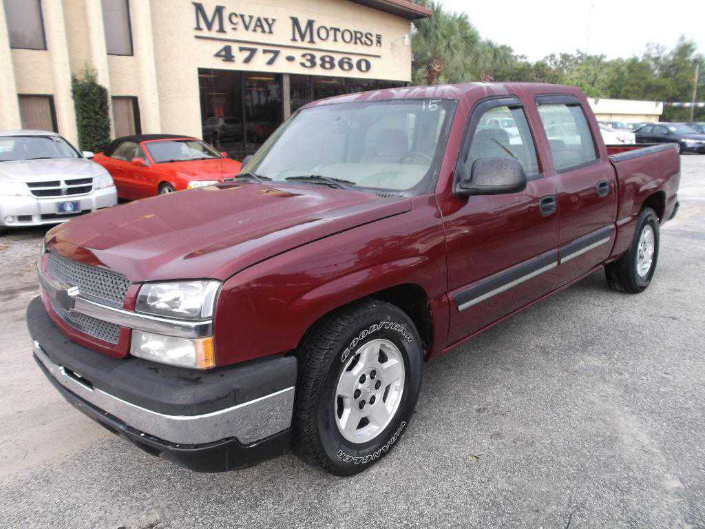 Chevrolet Silverado 2005 $8785.00 incacar.com
