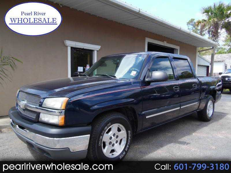 2005 chevrolet silverado 5988 00 for sale in picayune ms 39466 incacar com incacar com