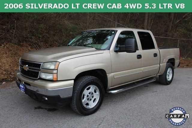 Chevrolet Silverado 2006 $6584.00 incacar.com