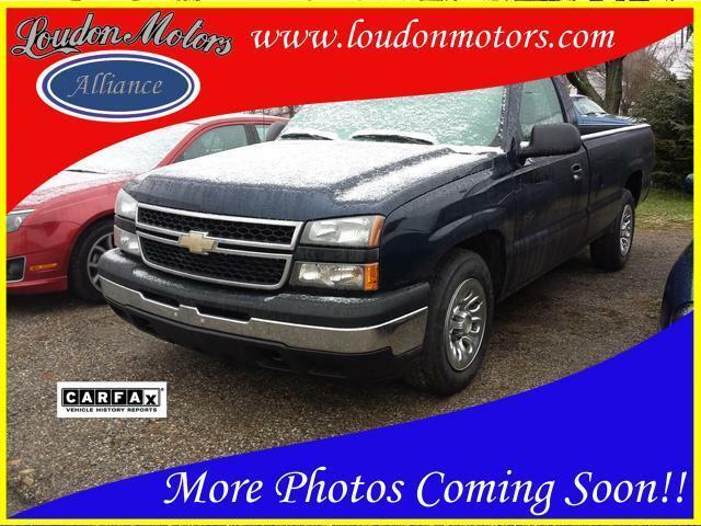 Chevrolet Silverado 2006 $12950.00 incacar.com