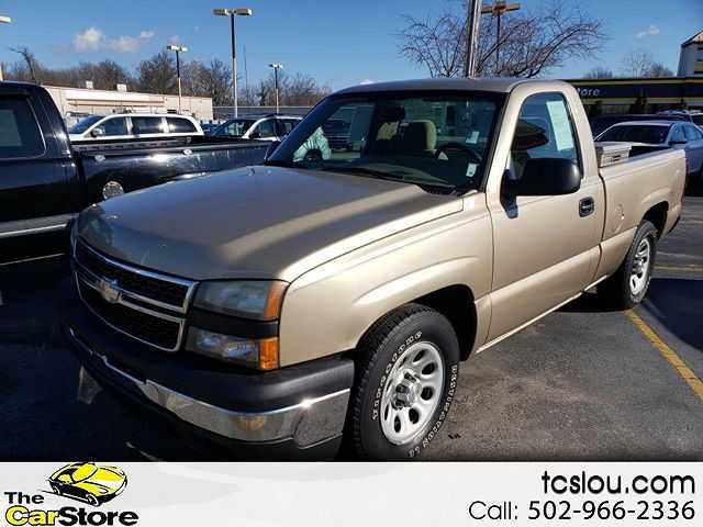 Chevrolet Silverado 2006 $10995.00 incacar.com