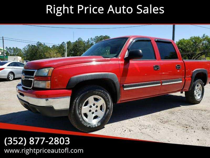 Chevrolet Silverado 2006 $5495.00 incacar.com