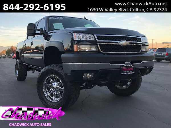 Chevrolet Silverado 2006 $25950.00 incacar.com