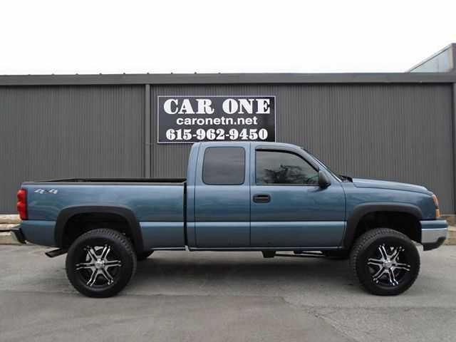 Chevrolet Silverado 2006 $12455.00 incacar.com
