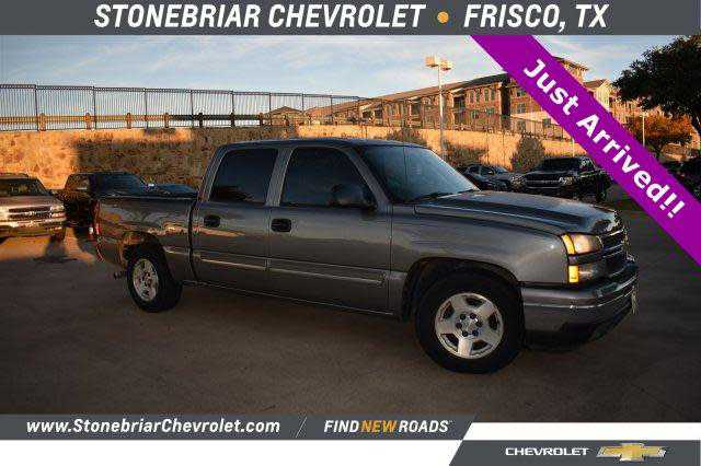 Chevrolet Silverado 2006 $8998.00 incacar.com