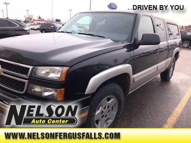 Chevrolet Silverado 2006 $11531.00 incacar.com