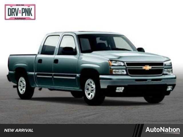 Chevrolet Silverado 2006 $10487.00 incacar.com