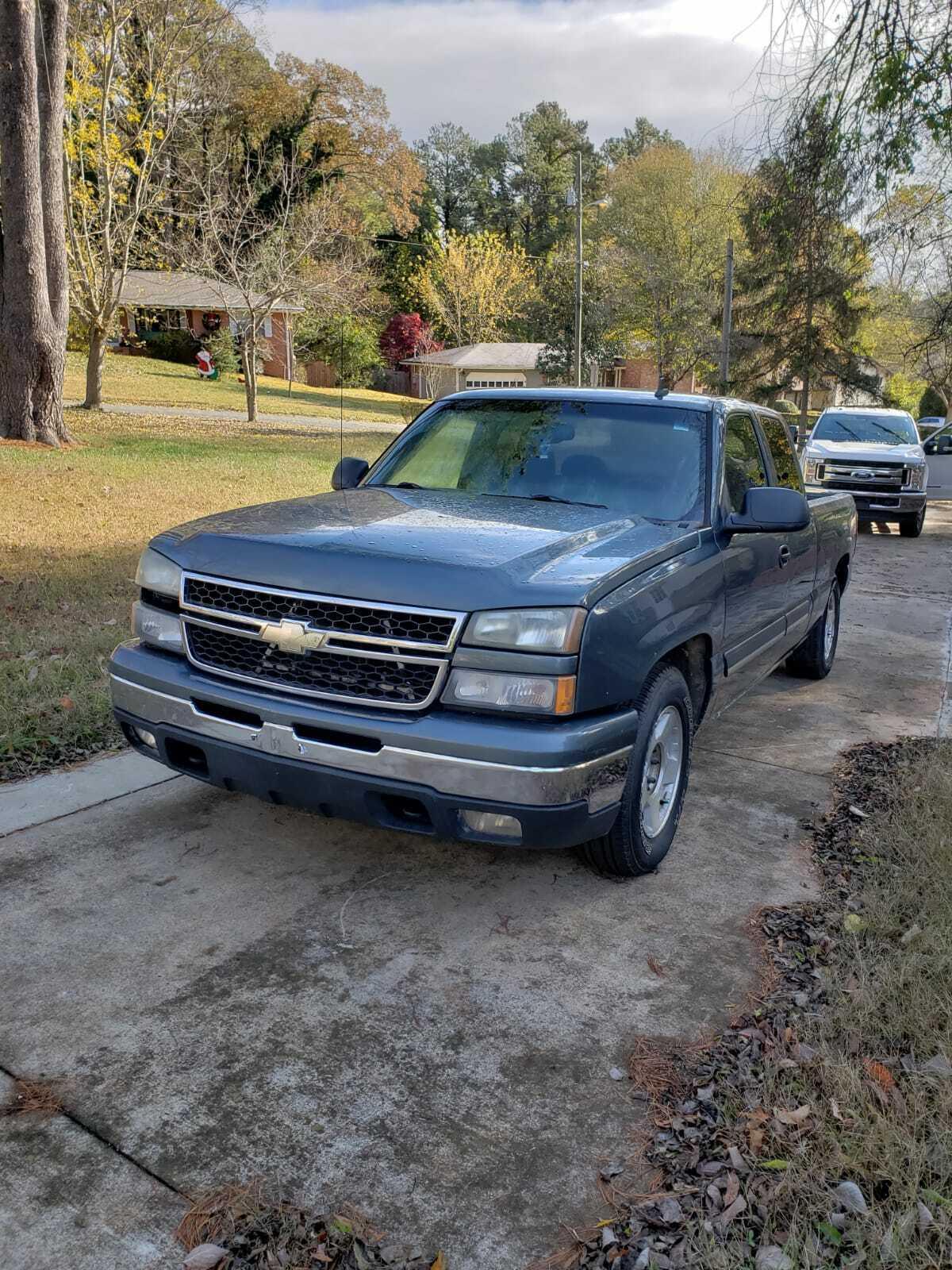 Chevrolet Silverado 2006 $2025.00 incacar.com