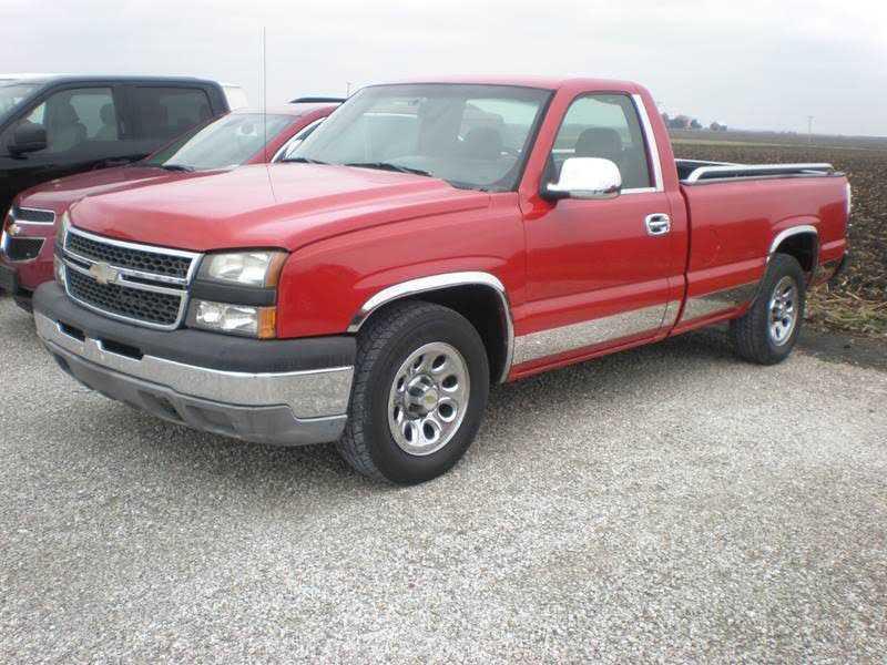 Chevrolet Silverado 2006 $7900.00 incacar.com