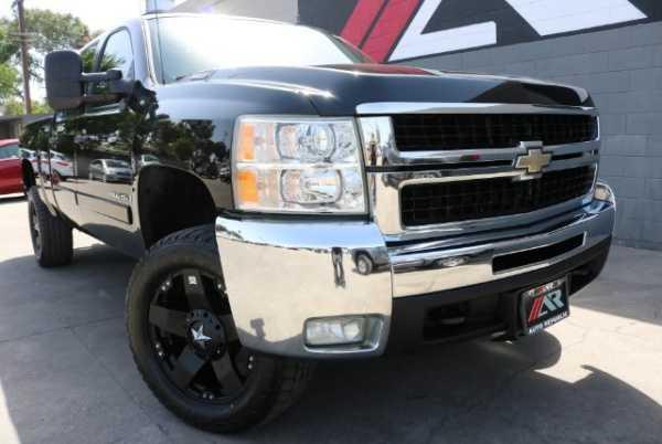 Chevrolet Silverado 2007 $32771.00 incacar.com