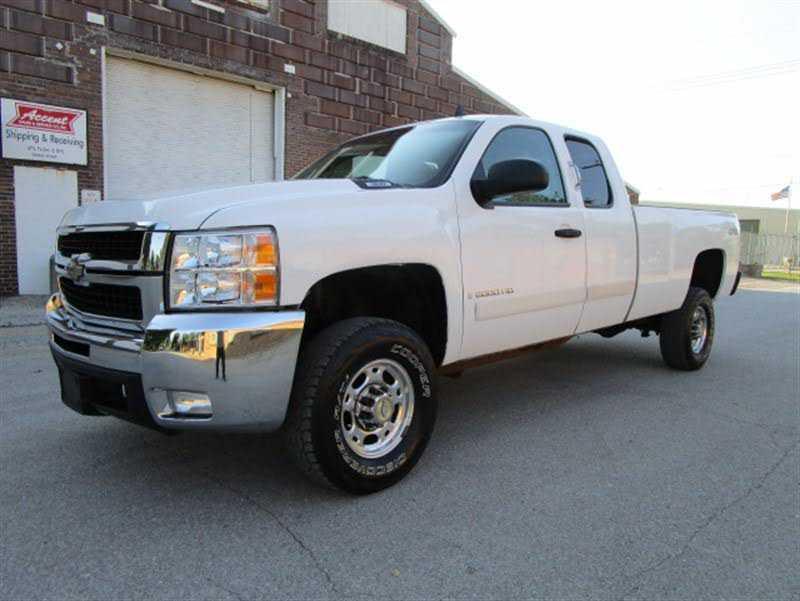 Chevrolet Silverado 2007 $6450.00 incacar.com