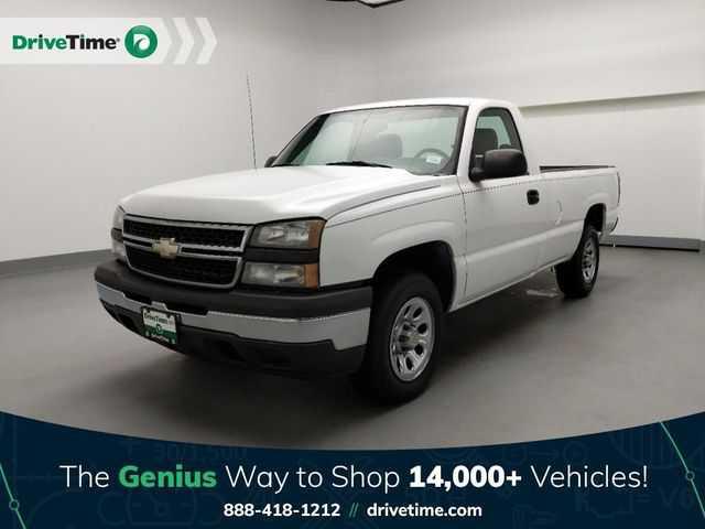 Chevrolet Silverado 2007 $10495.00 incacar.com