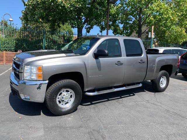 Chevrolet Silverado 2007 $17999.00 incacar.com