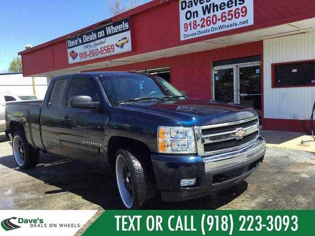 Chevrolet Silverado 2007 $7499.00 incacar.com
