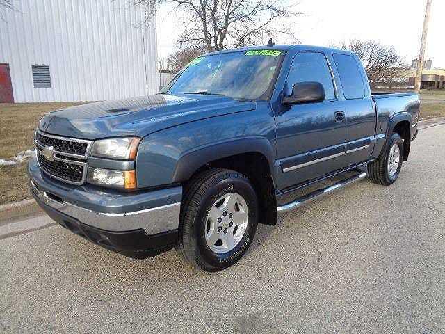 Chevrolet Silverado 2007 $11990.00 incacar.com