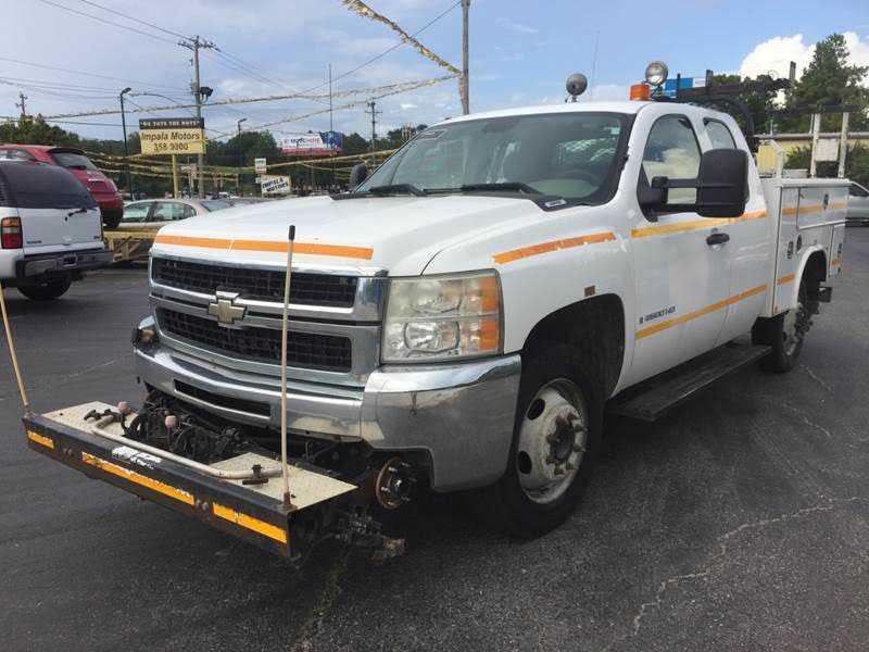 Chevrolet Silverado 2007 $4000.00 incacar.com