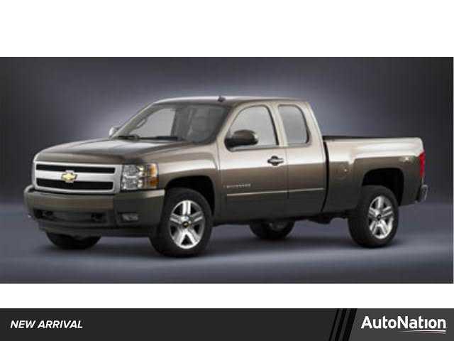 Chevrolet Silverado 2007 $9988.00 incacar.com
