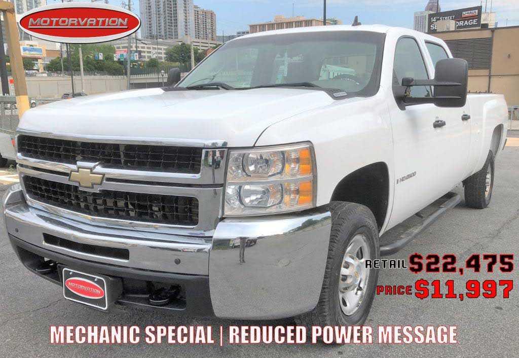 Chevrolet Silverado 2007 $9997.00 incacar.com