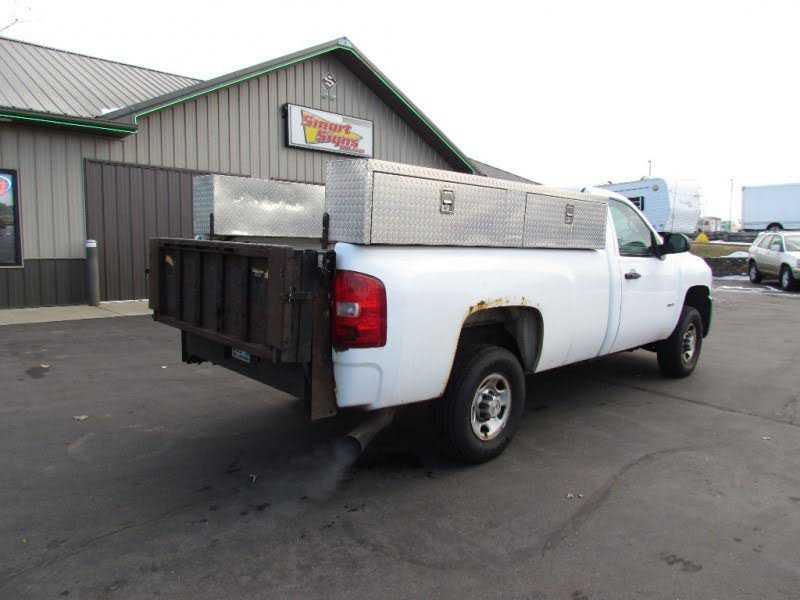 Chevrolet Silverado 2008 $6300.00 incacar.com