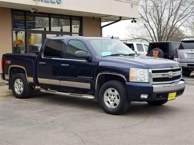 Chevrolet Silverado 2008 $12995.00 incacar.com