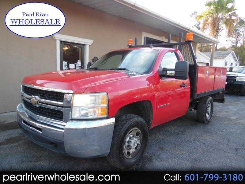 Pearl River Wholesale >> 2008 Chevrolet Silverado 6988 00 For Sale In Picayune Ms 39466