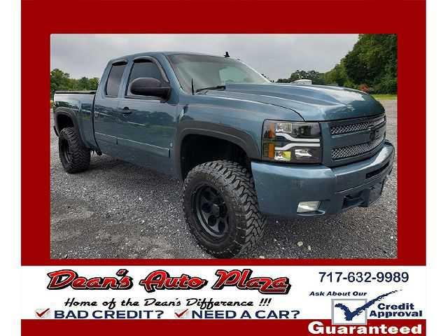 Chevrolet Silverado 2008 $17488.00 incacar.com