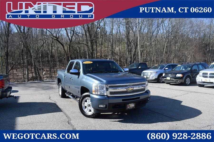 Chevrolet Silverado 2009 $17500.00 incacar.com