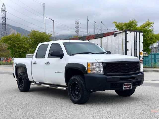 Chevrolet Silverado 2009 $10995.00 incacar.com