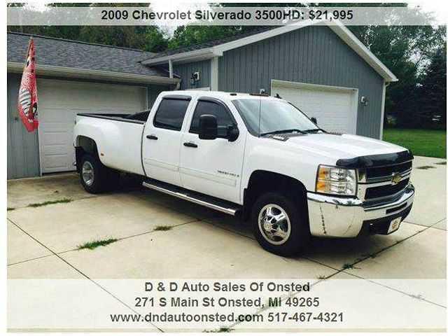 Chevrolet Silverado 2009 $21995.00 incacar.com