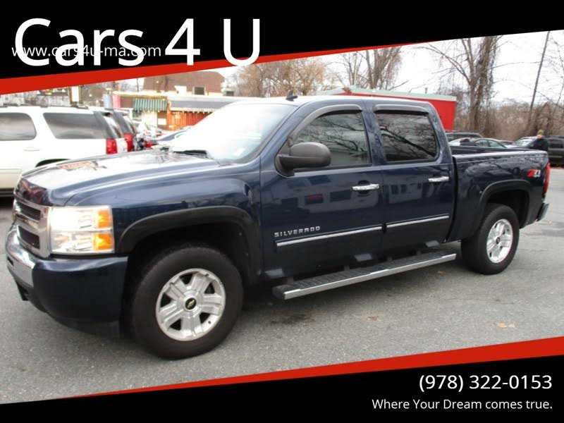Chevrolet Silverado 2010 $15499.00 incacar.com