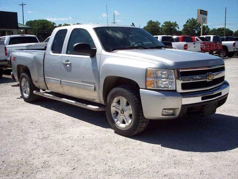 Chevrolet Silverado 2010 $5495.00 incacar.com