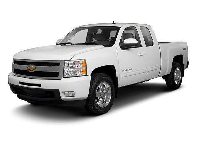 Chevrolet Silverado 2011 $16864.00 incacar.com