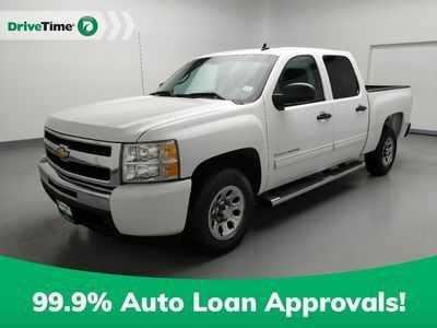 Chevrolet Silverado 2011 $15695.00 incacar.com