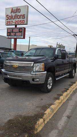 Chevrolet Silverado 2011 $25988.00 incacar.com