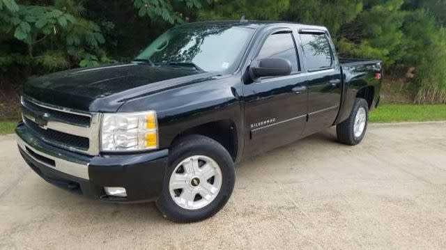 Chevrolet Silverado 2011 $12900.00 incacar.com