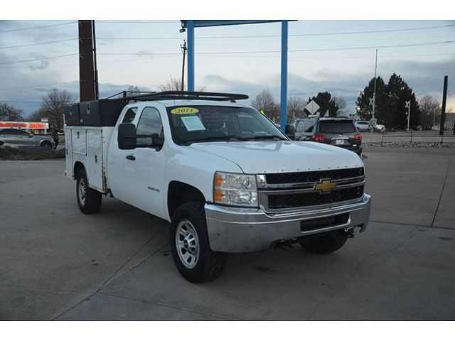 Chevrolet Silverado 2011 $13995.00 incacar.com