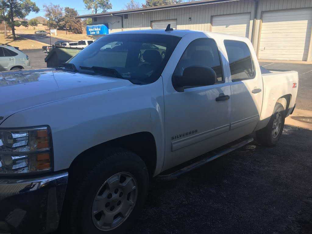 Chevrolet Silverado 2012 $6749.00 incacar.com