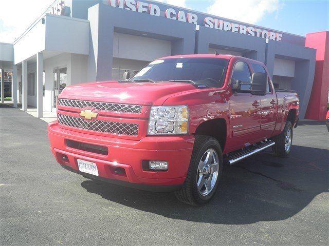 Chevrolet Silverado 2012 $38722.00 incacar.com
